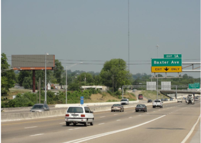 #05-100 North Bound  I-275 South of Baxter Avenue