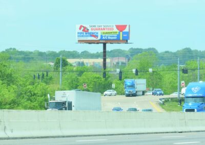 #91-100 West Bound I-40/75 West of Lovell Rd